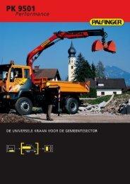 bijlage: Brochure PK 9501 - Palfinger