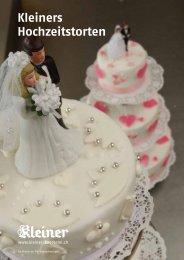 Kleiners Hochzeitstorten - Über Kleiner
