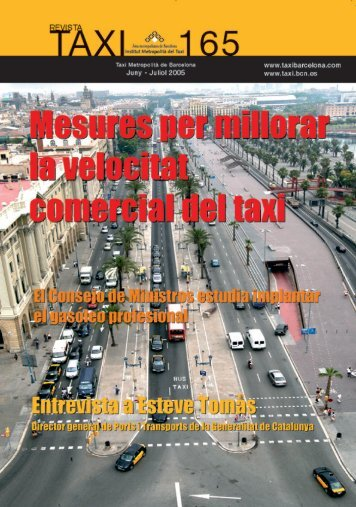 Bossa - Institut Metropolità del Taxi
