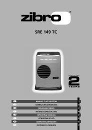 SRE 149 TC - Zibro