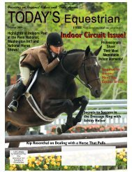 Todays Equestrian - Phelps Media Group