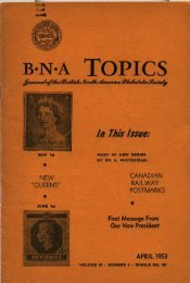 BNA Topics, Vol. 10, No. 4, April 1953