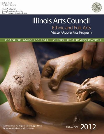 Illinois Arts Council 2012 - Center for Adoption Studies