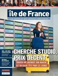N°38 - Cherche studio, priX décent - Ile-de-France