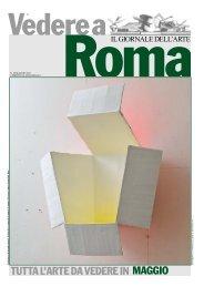 320 VED Roma - Il Giornale dell'Arte