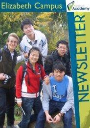 Issue Two July 2010 - Tasmanian Academy