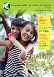 ILSI Southeast Asia Region Newsletter - International Life Sciences ...
