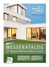 10. März 2013 Schweizer Minergie-Messe Messe Luzern www ...