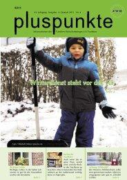 Winterdienst steht vor der Tür - Familien-Wirtschaftsring eV