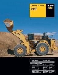 Specalog for Cargador de ruedas 994F, ASHQ5640 ... - Kelly Tractor