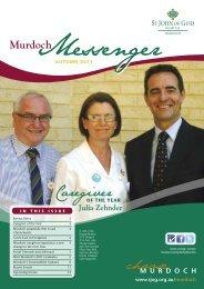 Murdoch Messenger - St John of God Health Care
