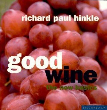 Good Wine - Vinum Vine