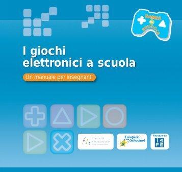 I giochi elettronici a scuola I giochi elettronici a scuola - Games in ...