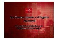 Presentación_registradores_XBRL Depósito - Junio ... - XBRL España