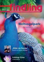 Weltvogelpark: - der findling