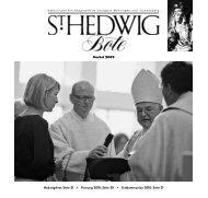 Franz von Assisi – Ordensgründer wider Willen ... - St. Hedwig