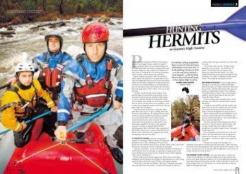 Hunting - Rafting Australia