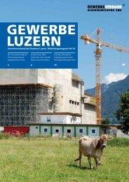 tive und Teilrevision RPG - Gewerbeverband des Kantons Luzern