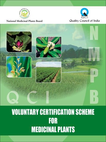 quality council of india - NMPB