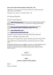 Decreto del Presidente della Repubblica 24 ... - Trentinosociale.it