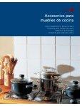 Accesorios para muebles de cocina en acero ... - inoxidables.com - Page 5