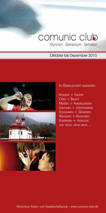 comunic club 4-2010 (pdf) - foto. kunst. kultur.