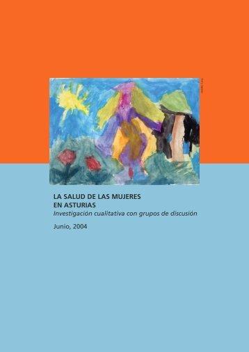 LA SALUD DE LAS MUJERES EN ASTURIAS Investigación ...