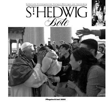 Amen - St. Hedwig
