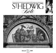 Veranstaltungen - St. Hedwig
