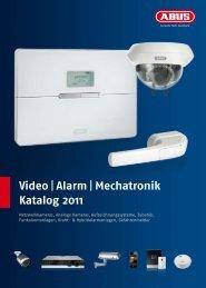 Video | Alarm | Mechatronik Katalog 2011 - Beweng.lu
