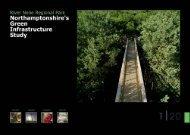 Northamptonshire's Green Infrastructure Study - River Nene ...