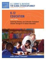 K-12 EDUCATION - US Center for Citizen Diplomacy