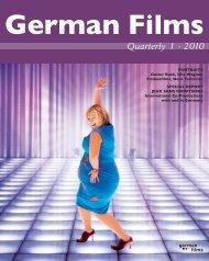Quarterly 1 · 2010 - German Film