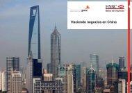 Haciendo negocios en China - HSBC Global Connections