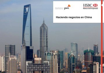 Haciendo negocios en China - HSBC Global Connections