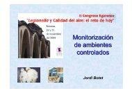 Monitorización de ambientes controlados - CRESCA