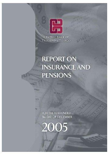 2005 Report - Central Bank of Trinidad and Tobago