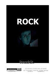 Rock Press Kit - New Zealand Film Commission