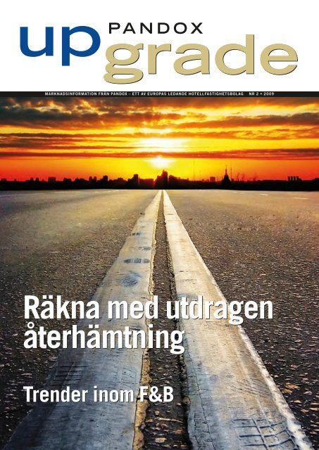 Svensk version - Pandox