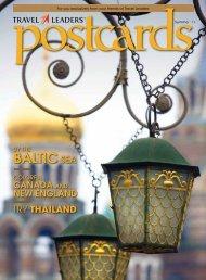 Summer - Postcards Magazine - Travel Leaders
