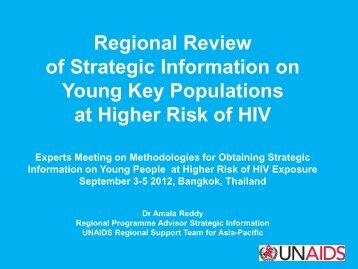 Download this presentation - AIDS Data Hub