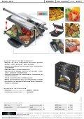 Power-Grill 2000W Acier inoxydable - BOB HOME - Page 2