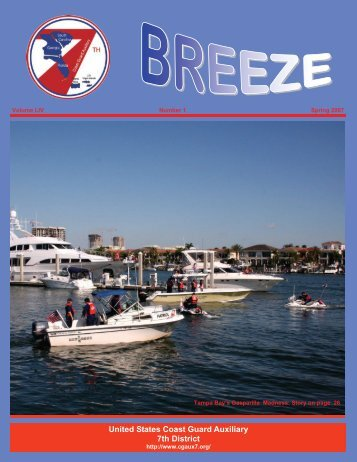 2007 - USCGAUX District 7