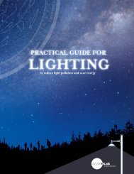 Practical Guide - International Dark-Sky Association