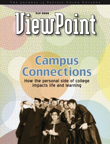 Campus Connections - Pacific Union College