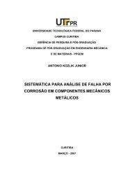 KOZLIK, Antonio Junior.pdf - PPGEM - UTFPR