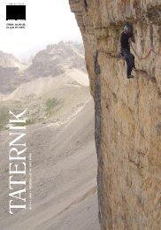 Taternik 3-4 2005 - Polski Związek Alpinizmu