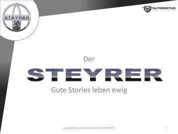 Steyr - Neue Arbeit – Neue Kultur