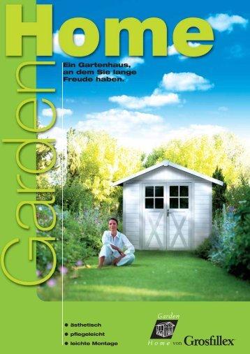 Garden Home von - Grosfillex Garden Home