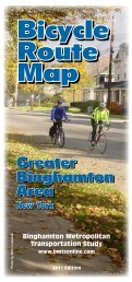 Bicycle Route Map - BMTS